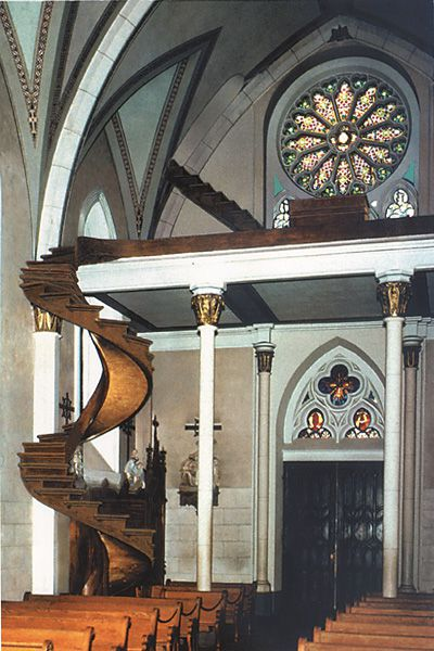 Loretto_stairs