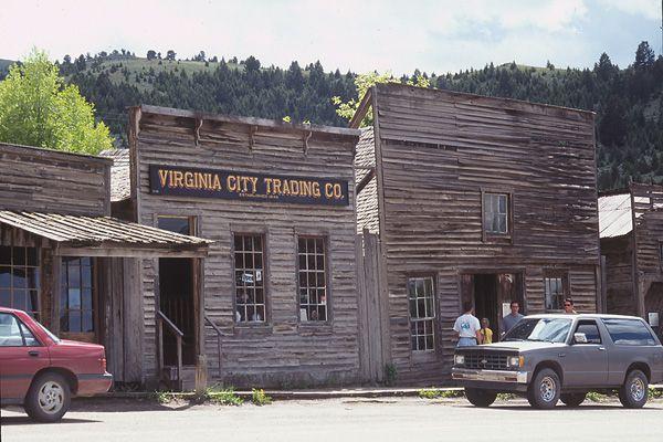 Virginia-City-Montana
