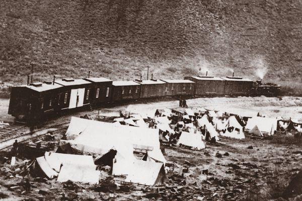 railroad-timeline