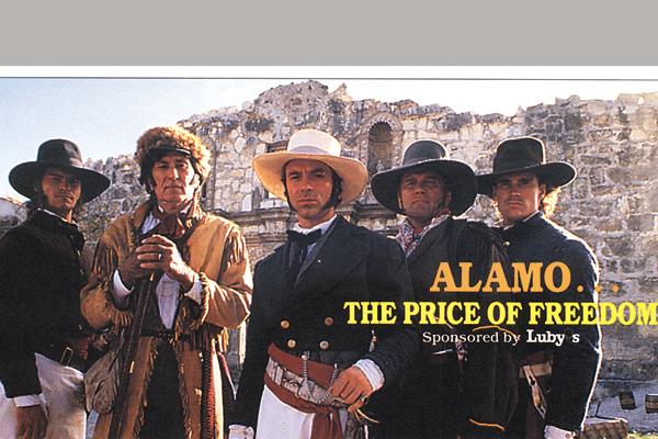 Remembering the Alamo Movies - True West Magazine