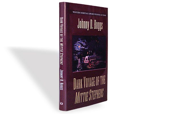 dark_voyage_of_the_mittie_stephens_johnny_d_boggs_wayfarers_historical_novel_steamboat_red_river