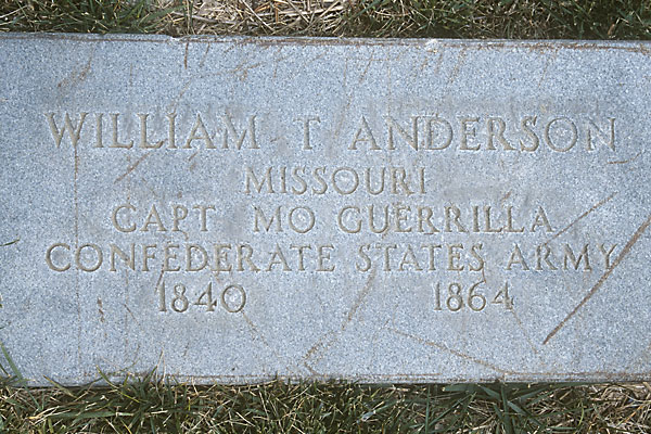 bloody-bill-anderson_buried_gravestone_richmond_confederate-guerrillas