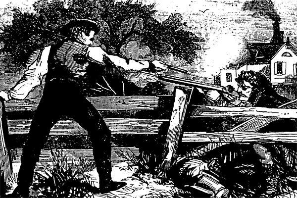 love-gunfight