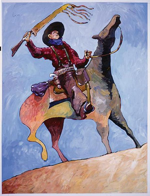 the searchers thom ross true west