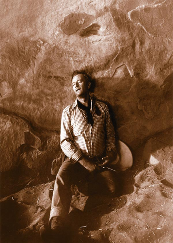 john wayne as ethan in the searchers true west