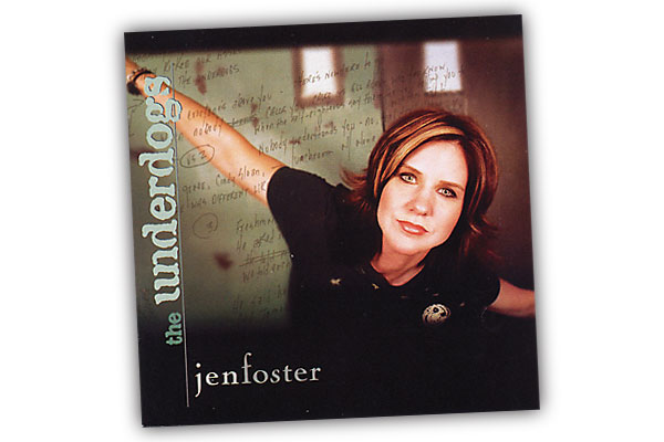 underdogs_jen_foster_pop_country_music