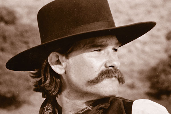 tombstone - Kurt Russell spills the beans.
