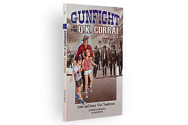 book_reviews_gunfighta_at_ok_corral__historical-novels_luke_jenny_tombstone