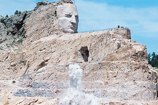 korczak_ziolkowski_crazy_horse_monument_south_dakota_black_hills