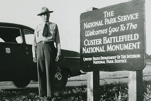A Custer film inspired National Park Service historian Robert Utley.