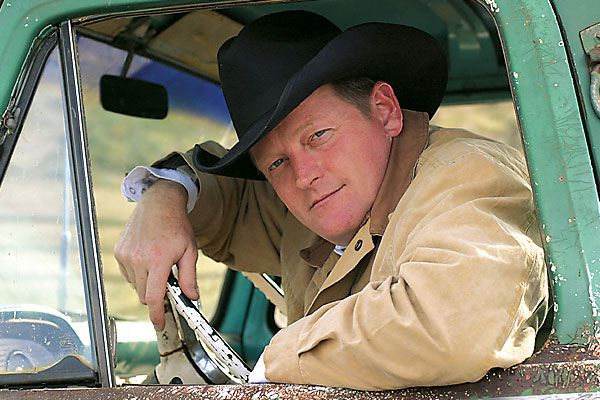 Craig Johnson on Walt, Wyoming and the West.