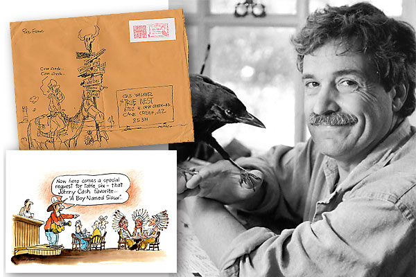 Remembering our beloved cartoonist, Phil Frank (1943-2007).
