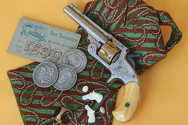 Smith & Wesson's five-shooter set the standard for hideout guns.