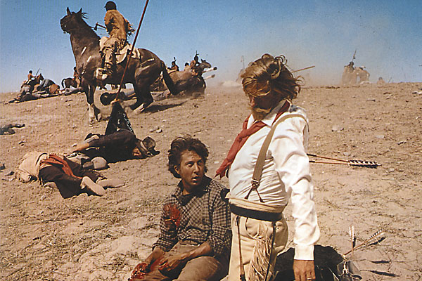 "Arthur Penn discusses the first ""revisionist"" Western and Bonnie & Clyde's link to the genre."