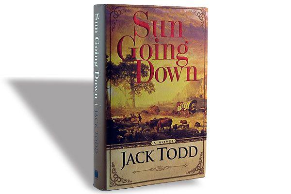 Jack Todd, Simon & Schuster, $26, Hardcover.