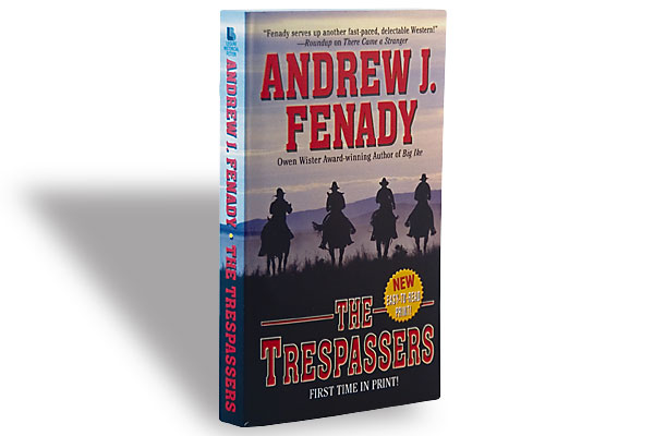 Andrew J. Fenady, Leisure Books, $6.99, Softcover.