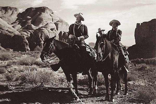 Featuring John Wayne, Sam Peckinpah, James Stewart and that f*#!@& Deadwood.