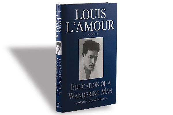 Louis L'Amour, Bantam Books, $25, Hardcover.