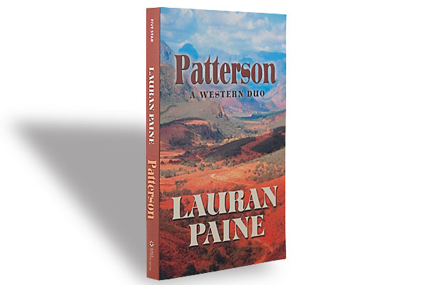 Lauran Paine, Five Star, $29.95, Hardcover.