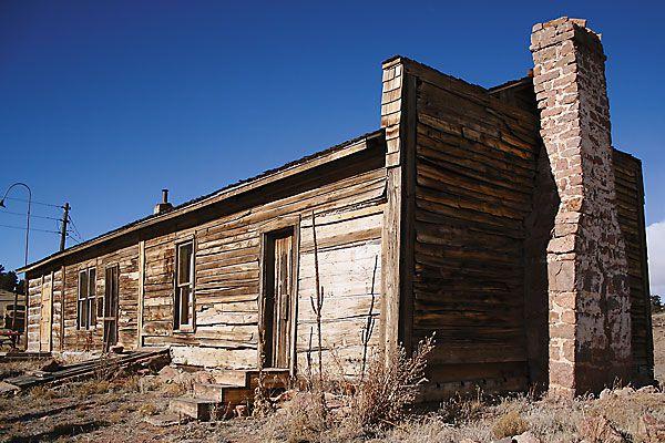 From Julesburg, Colorado, to Virginia City, Montana.