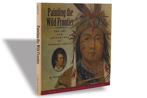 book-reviews_painting-the-wild-frontier-art-adventures-george-catlin_young-adult