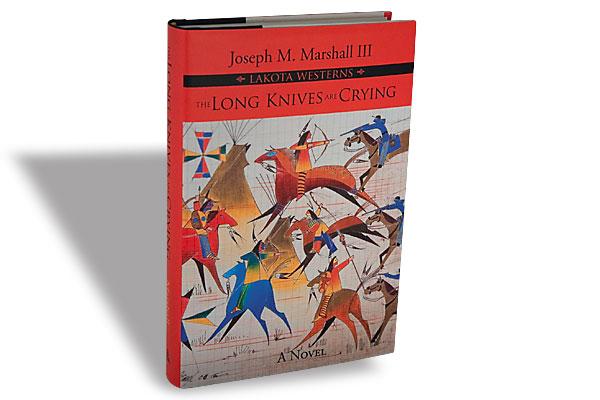 Joseph M. Marshall III, Fullcrum, $24.95, Hardcover.