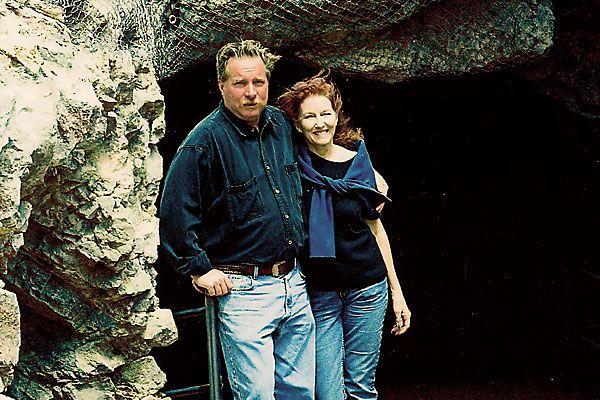 Shirley and Andre DeJournett's Tombstone treasure.