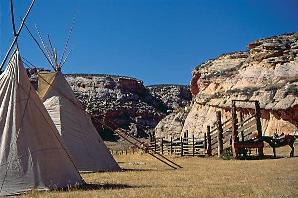 From Landusky, Montana, to Alma, New Mexico.