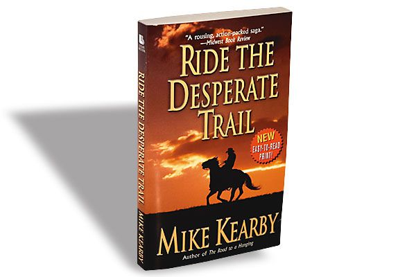 Mike Kearby, Leisure Books, $5.99, Softcover.