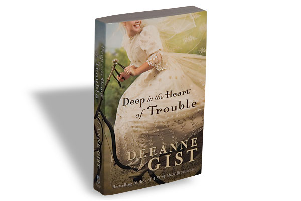 Deeanne Gist, Bethany House Publishers, $13.99, Softcover.