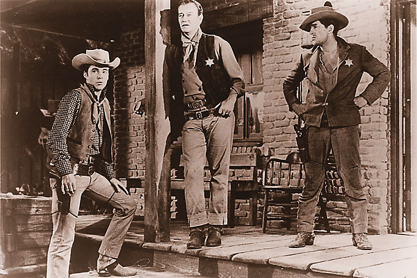 Why Rio Bravo beats High Noon.