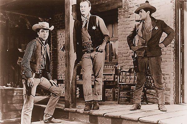 Why Rio Bravo beats High Noon.