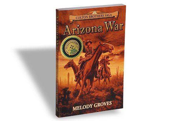 Melody Groves, La Frontera, $19.95, Softcover.