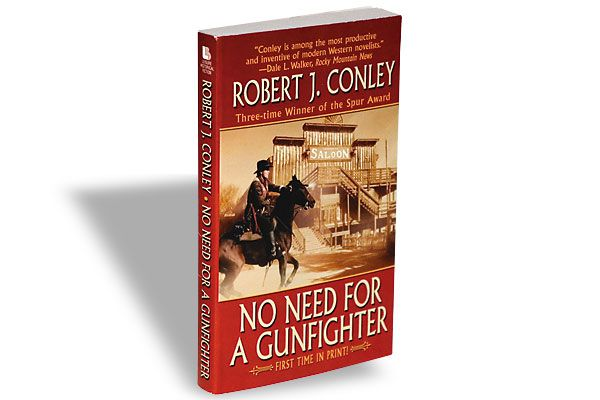 Robert J. Conely, Leisure, $6.99, Softcover.