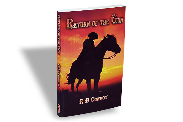 R.B. Conroy, CCB Publishing, $20, Softcover.
