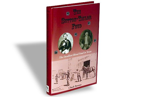 Chuck Parsons, University of North Texas Press, $24.95, Hardcover.