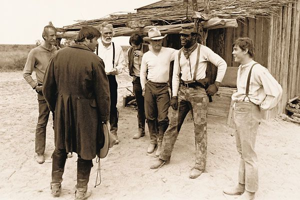 A conversation with Lonesome Dove director Simon Wincer.