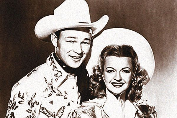 Happy Trails for all at auction featuring Roy Rogers and Dale Evans gun collectibles.