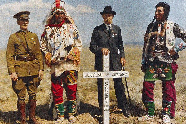 From sharing the stories of the Custer battle to fighting in WWII, Joe Medicine Crow is a national treasure.