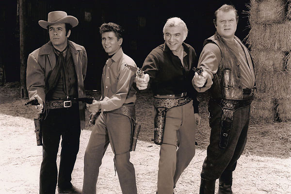 Lawyer and Bonanza enthusiast Andrew Klyde shares the story behind the 50th anniversary DVD release.