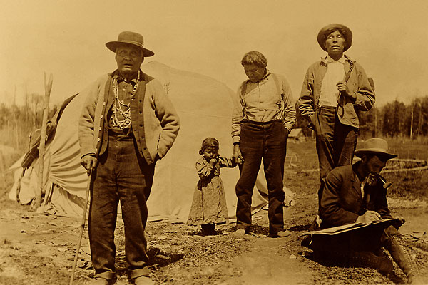The U.S. Census features many of our Old West legends.