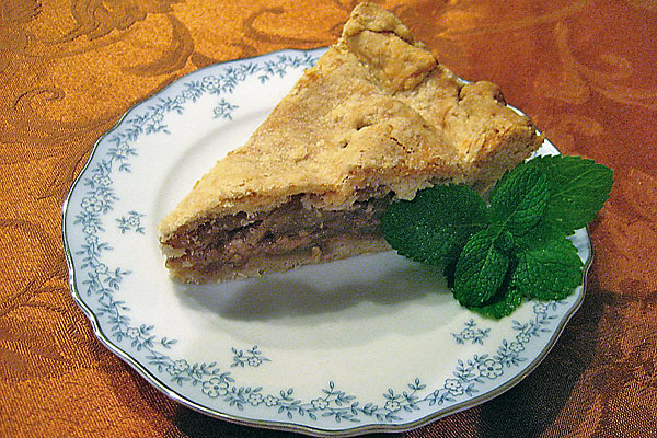 Far more than just apple pies were prevalent on the frontier.
