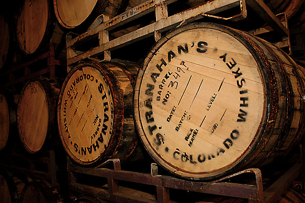 And Colorado whiskey—the West is no longer just beer heaven.