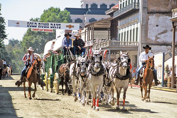 Old West Sacramento comes to life in September!