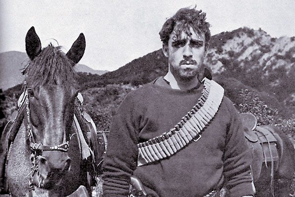 And how his work in a Pancho Villa docufilm kicked off an amazing directorial career.