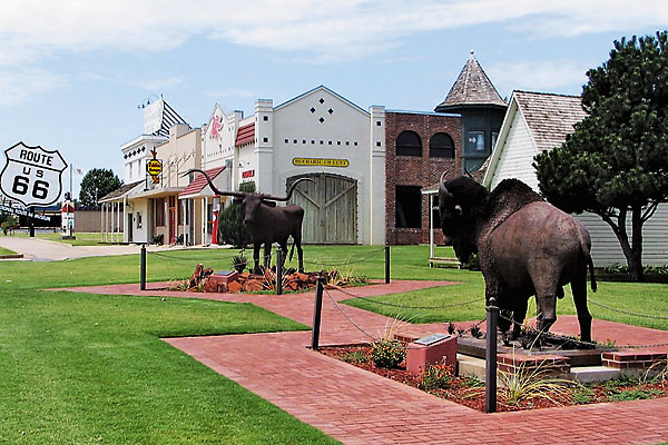 Where folks love their history as much as they love their rodeo.