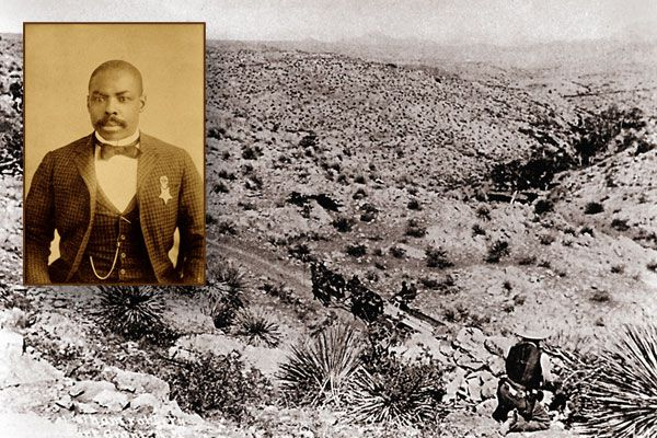 Uncle Sam's Buffalo Soldiers vs. Mormon Outlaws