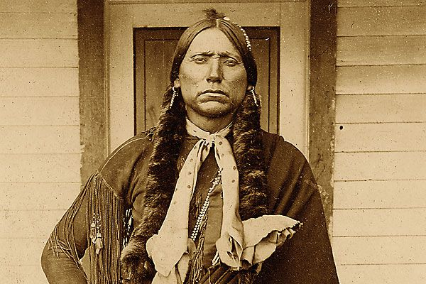 Tracking the last chief of the Comanche Nation from Texas's Fort Parker to Oklahoma's Fort Sill.