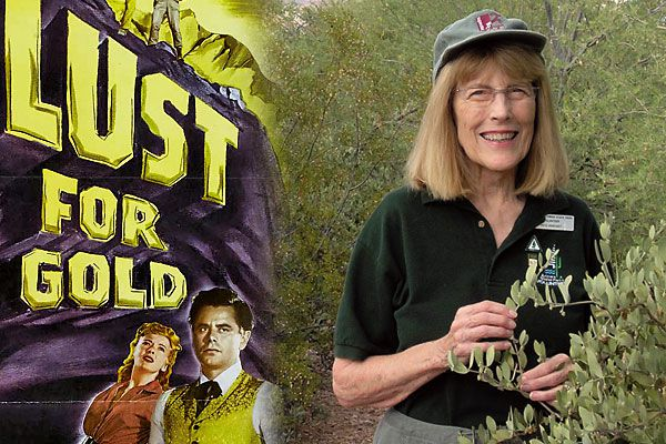 Mitzi Rinehart is just one of many volunteers saving our nation's parks.