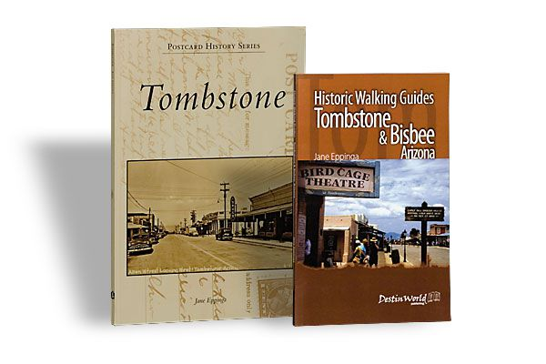 Guidebooks to Tombstone